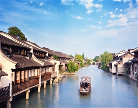 [1-Day Tour] Wuzhen Watertown (Private, no-shopping, includes lunch)