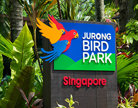 Jurong Bird Park 1-Day Admission Ticket