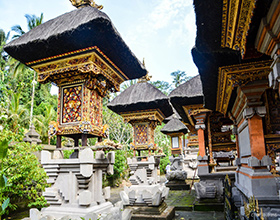 [1-Day Tour] Bali Art Villages & Sacred Sights (Group)