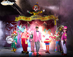 Chimelong International Circus 1-Day Adult Admission (designated day, aged under 65)