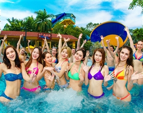 Chimelong Water Park 1-Day Adult Admission