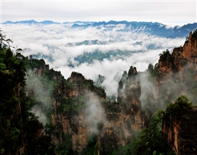 [1-Day Tour] Zhangjiajie National Forest Park (Group)<br>[Visa Exclusive 2017]