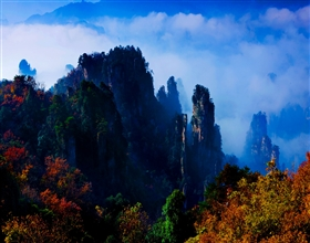 [1-Day Tour] Tianmen Shan Excursion with Sky Walk (Group)<br>[Visa Exclusive 2017]