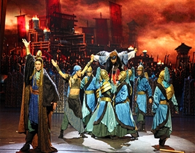 Tang Dynasty Show Admission: The Legends of Emperors in Thirteen Royal Courts