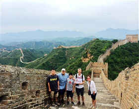 [1-Day Tour] Tian'anmen Square, Forbidden City & Mutianyu Great Wall (VIP Small Group, no-shopping, includes lunch)