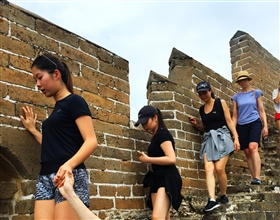 [1-Day Tour] Jiankou & Mutianyu Great Wall Hiking (VIP Small Group, no-shopping, includes lunch)<br>[Visa Exclusive 2017]