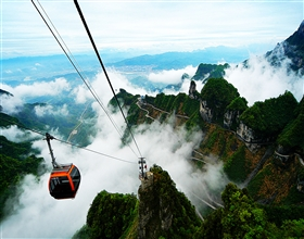 [4-Day Tour] Panoramic Zhangjiajie (Private)<br>[Visa Exclusive 2017]