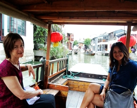 [1-Day Tour] Zhujiajiao Water Town & Shanghai Essence (VIP Small Group, no-shopping, includes lunch)