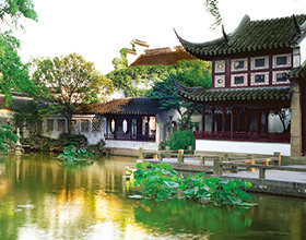 [1-Day Tour] Lingering Garden, Panmen Gate & Rickshaw Ride (Private, includes lunch)