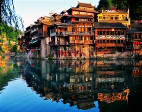 [5-Day Tour] Best Zhangjiajie & Fenghuang Ancient Town (Private)<br>[Visa Exclusive 2017]