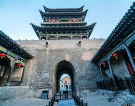 [2-Day Tour] Pingyao Ancienty City with bullet train (Private, with guesthouse, depart Xi'an)