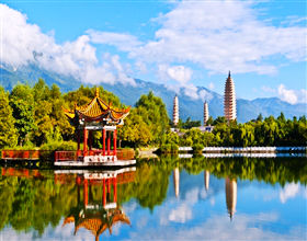 [5-Day Tour] Dali-Lijiang-Shangri-La (Group, depart Kunming, local hotel)