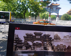 "[Half-Day Tour] Beijing City ""Then and Now"" Highlights (Group, no-shopping, afternoon departure)"
