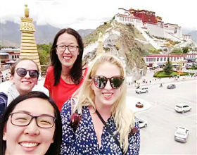 [4-Day Tour] Lhasa Holy City (Group, 3-star hotel)<br>[Visa Exclusive 2017]