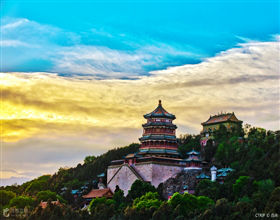 [Half-Day Tour] Summer Palace & Olympic Green (Private)