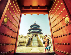 [Half-Day Tour] Temple of Heaven (Private)<br>[Visa Exclusive 2017]