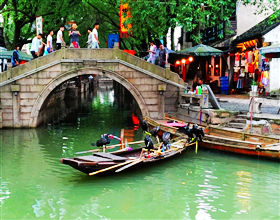 [1-Day Tour] Suzhou and Tongli Water Town (Private, no-shopping, depart Shanghai, includes lunch)<br>[Visa Exclusive 2017]