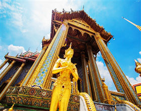 [Half-Day Tour] The Grand Palace & City Temples (Group)