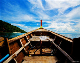 [1-Day Tour] Phi Phi Island by Cruise (Group)