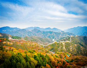 [1-Day Tour] Ming Tombs (Changling) & Badaling Great Wall (Group, includes lunch)
