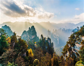[3-Day Tour] Zhangjiajie National Forest Park (Private)