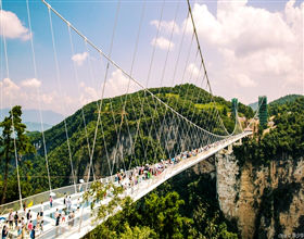 [3-Day Tour] Zhangjiajie National Forest Park & Grand Canyon (Private)<br>[Visa Exclusive 2017]