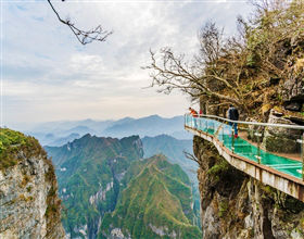 [3-Day Tour] Zhangjiajie National Forest Park & Tianmen Shan (Private)<br>[Visa Exclusive 2017]