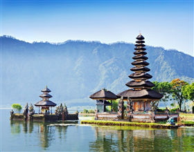 [1-Day Tour] Ulun Danu Bratan & Tanah Lot Temple @ Bedugul (Private, includes lunch & dinner)