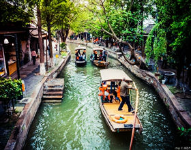 [1-Day Tour] Zhujiajiao & Shanghai Day Tour (Group, no-shopping)<br>[Visa Exclusive 2017]