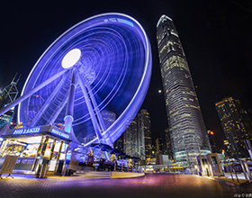 Hong Kong Observation Wheel Ticket