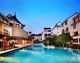 [3-Day Tour] Suzhou Pan Pacific at Pan Gate & Shantang Street (Group, 5-star hotel)