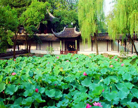 [1-Day Tour] Grand Canal Cruise & Suzhou Gardens (Private, includes lunch)