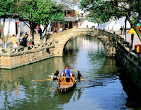 [2-Day Tour] Suzhou Classical Gardens & Tongli Water Town (Private, includes lunch)<br>[Visa Exclusive 2017]