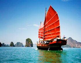 [1-Day Tour] James Bond Island by June Bahtra Cruise (Group, includes lunch)