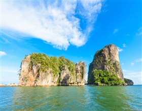 [1-Day Tour] Sea Canoeing in Phang Nga Bay (Group, includes lunch)