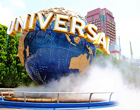 Universal Studios Japan<sup>®</sup> 1-Day Admission Ticket