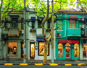 [1-Day Tour] Deep Dive into Shanghai's French Concession (Private)<br>[Visa Exclusive 2017]
