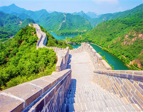 [1-Day Tour] Hiking from Huanghuacheng Water Great Wall to Xishuiyu<br>[Visa Exclusive 2017]