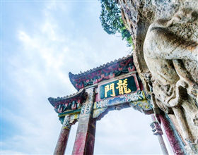 [1-Day Tour] Yuantong Temple & Dragon Gate (Private, includes lunch)