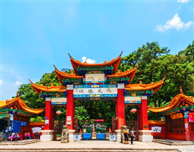 [1-Day Tour] Dragon Gate & Golden Temple (Private, includes lunch)