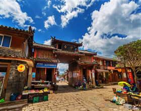 [1-Day Tour] Jade Dragon Snow Mountain & Baisha Village (Private, includes lunch)