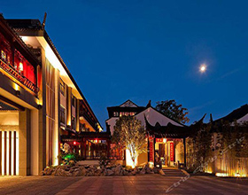 [2-Day Tour] Scholars Hotel Suzhou Pingjiangfu (Group, 5-star hotel)
