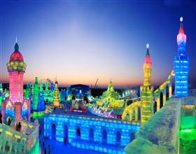 [1-Day Tour] Harbin Ice & Snow Festival (Private)