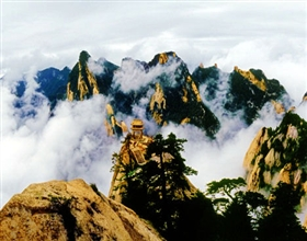 [1-Day Tour] Hua Shan Classic (Private, no-shopping)