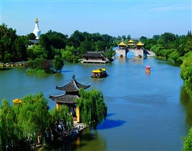 [2-Day Tour] Classic Nanjing & Yangzhou (Private, 4-star)